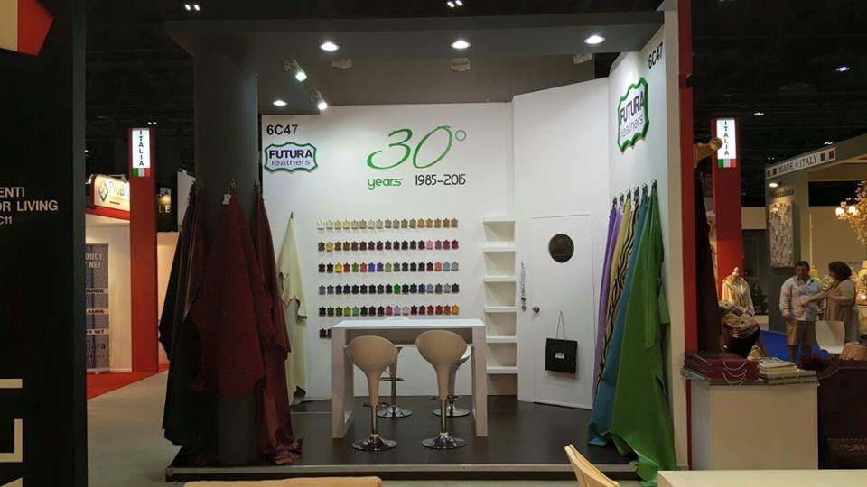 FURURA LEATHER-ITALY-Index Exhibition-2015,Dubai