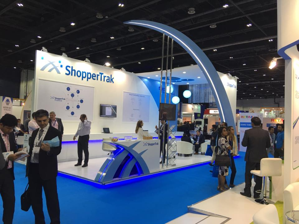 Retail Middle East Exhibition- Shppertrak, UK