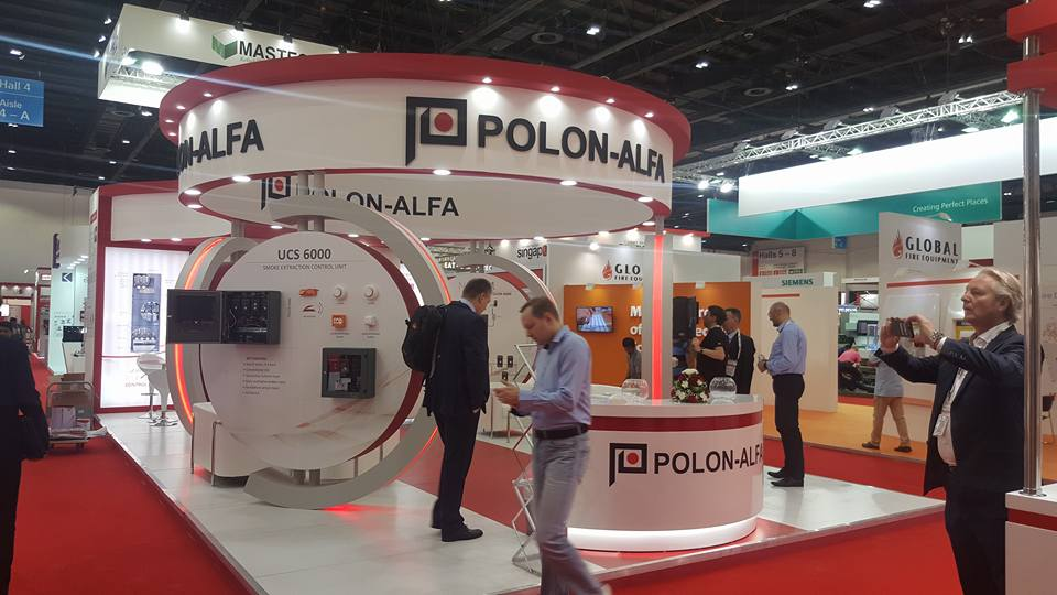 INTERSEC Exhibition-2018, Polan Alfa,Poland
