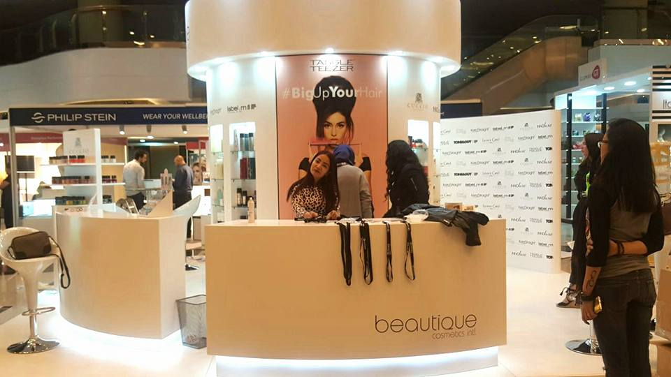Professional Beauty Exhibition- 2018, Dubai,