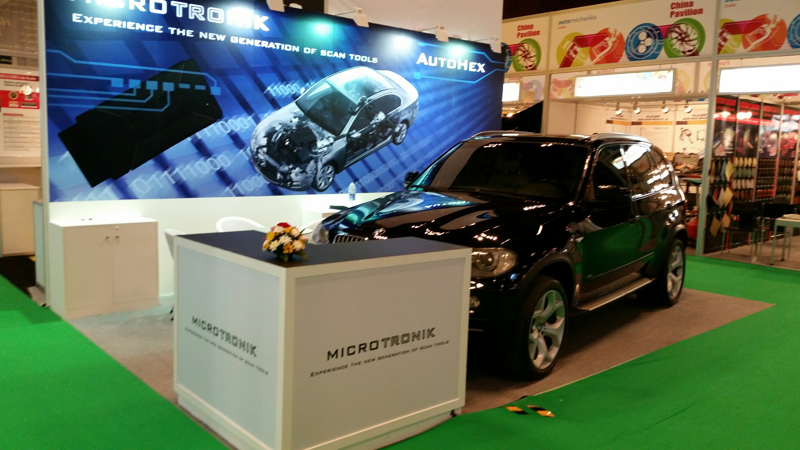 MICRO-Automechanika exhibition-2015,Dubai