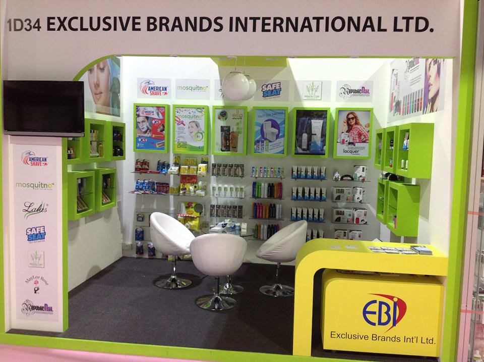 BEAUTY CONTACT -Beauty world exhibition-2014,Dubai