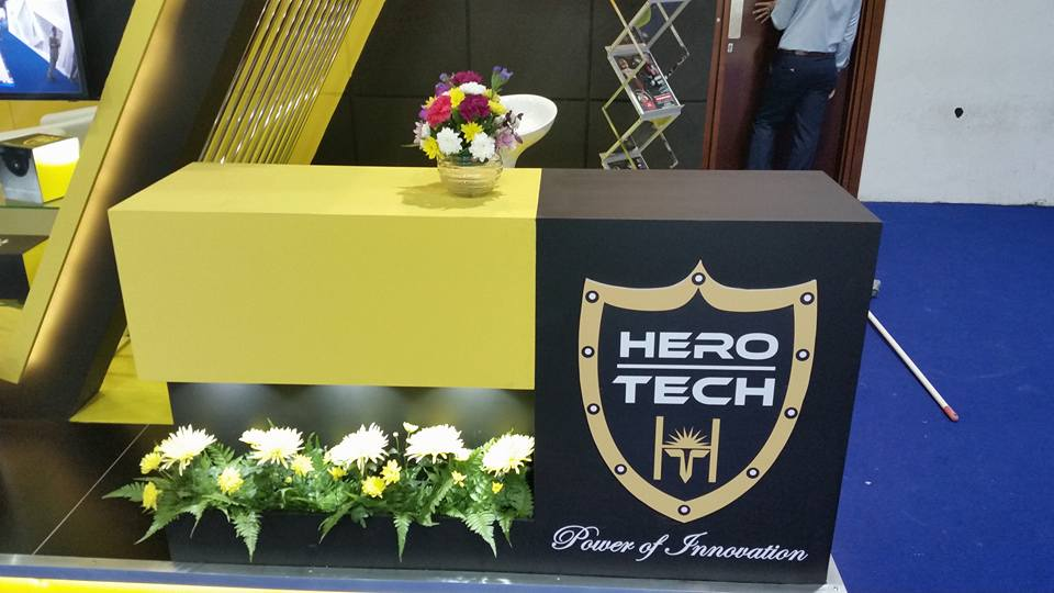 MODECOM S.A.,Poland -Gitex Exhibition,Dubai-2015