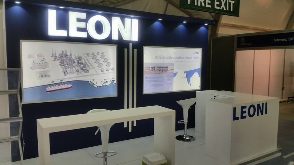 LEONI AG (Germany) -ADIPEC Exhibition,Abu Dhabi-2015