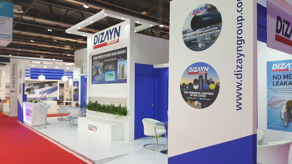DIZAYAN Turkey- BIG 5 Exhibition,Dubai-2015