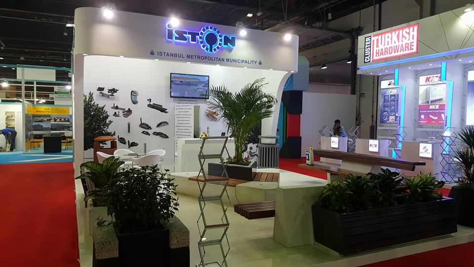ISTON  Turkey- BIG 5 Exhibition,Dubai-2015