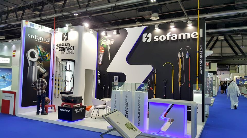 SOFAMEL,Spain-MEE Exhibition Dubai.