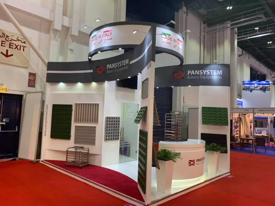 Exhibition stand designers in Dubai | Trade fair booth | Display expo | Custom trade show | trade show graphics