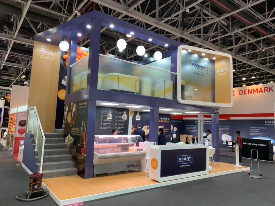 custom trade show exhibit rental