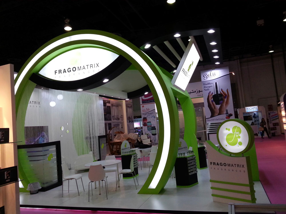 BEAUTY WORLD-2013- FRAGOMATRIX, UAE
