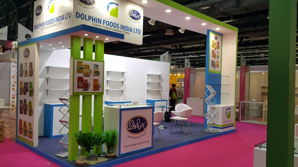 GULFOOD Manufacturing_Dubai-2015. Dolphin Foods_INDIA